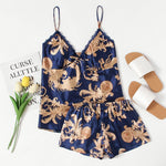 EMPIRE Graphic PJ Set - PHINE Co.