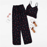 Cherry REALM PJ Set - PHINE Co.