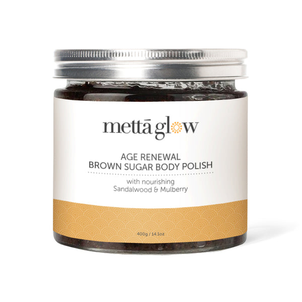 AGE RENEWAL BROWN SUGAR BODY POLISH