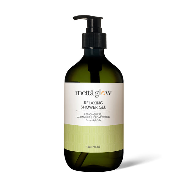 RELAXING SHOWER GEL