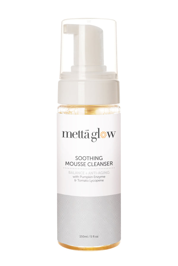 SOOTHING MOUSSE CLEANSER