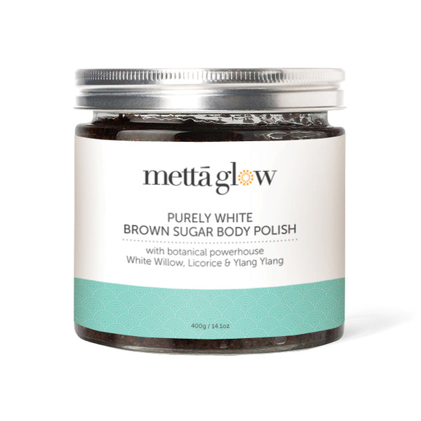 PURELY WHITE BROWN SUGAR BODY POLISH