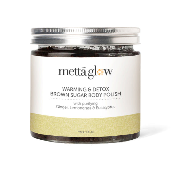 WARMING & DETOX BROWN SUGAR BODY POLISH