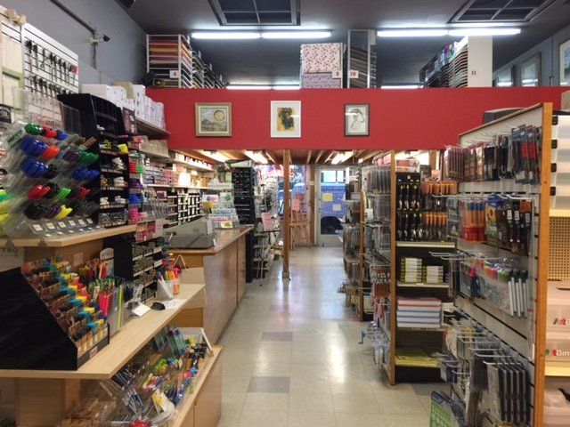 Top's Art Supplies in Koreatown (Gives Student Discount!)