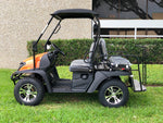 gas golf cart,golf cart,cazador,dynamic ,bighorn,orange,lsv,stree leagle golf cart