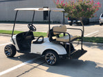 ezgo golf cart,white golf cart