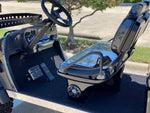 Dynamic enforcer full loaded  Limo LSV golf cart Black