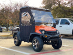 Hulk golf cart full cab enclosure