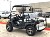 Super Hulk 400 Hunting Edition gas golf cart