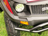 Hulk E-Max 60V LSV golf cart Red
