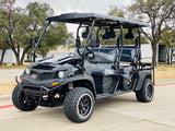 Hulk Super E-Max 72V Limo LSV golf cart,  Pre-order only