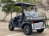 Super Hulk 200EFI  Gas Golf Cart Carbon fiber