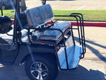 Hulk E-Max 60V LSV golf cart  Orange