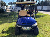 Dynamic aluminum frame new 48v golf cart
