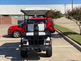 Dynamic enforcer full loaded  Limo LSV golf cart White SPECIAL ORDER