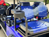 Dynamic enforcer full loaded Limo LSV golf cart Blue