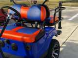 Florida gators custom cart