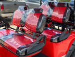 Dynamic enforcer full loaded  Limo golf cart Red