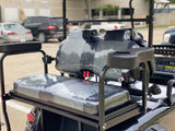 Dynamic enforcer full loaded  Limo golf cart Black