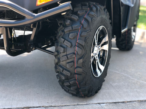 Hulk monster tire set upgrade