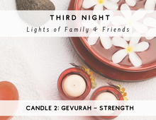 Load image into Gallery viewer, Sources of Light: Hanukkah Inspiration Cards