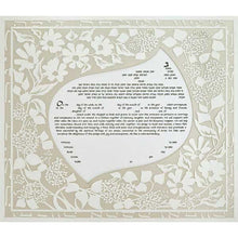 Load image into Gallery viewer, Lilac Ketubah Opal