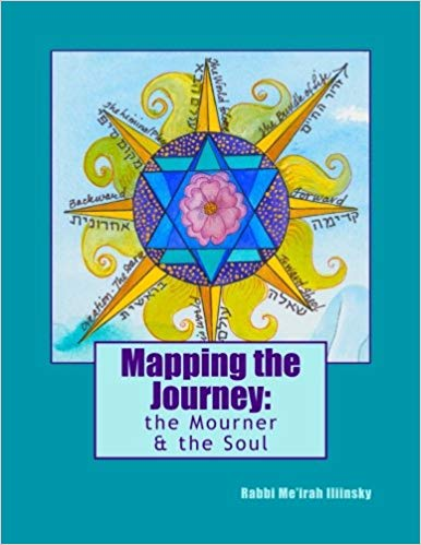 Mapping the Journey: The Mourner & The Soul, by Me'irah Iliinsky