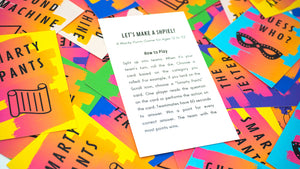 Let's Make a Shpiel!: Purim Game