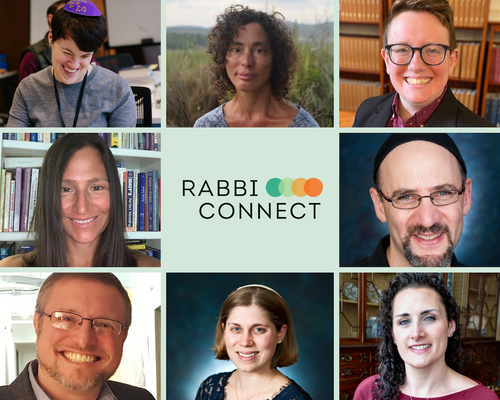 Gift Certificate for Rabbi Connect