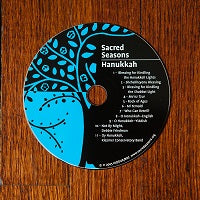 Sacred Seasons Hanukkah CD