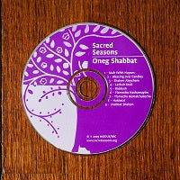 Sacred Seasons Shabbat CD