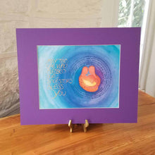 Load image into Gallery viewer, Hebrew and English Baby Blessing Gift