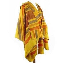 Load image into Gallery viewer, Handwoven Tallit: Sunrise