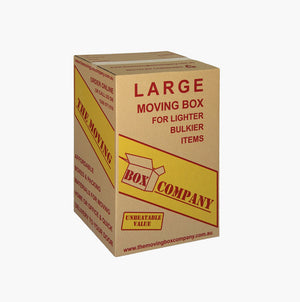 Large Tea Chest 110L Moving / Packing Box