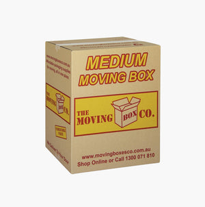 Moving Box / Packing Box - Medium (61L), Single