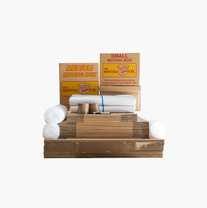 Office Moving Pack - Medium, 3 to 4 Room Office