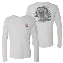 Grinnin Like A Mule Long Sleeved Tee