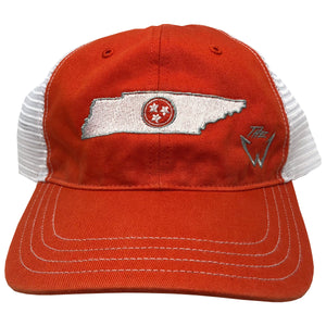 Wesley Strader Tennessee Orange Hat
