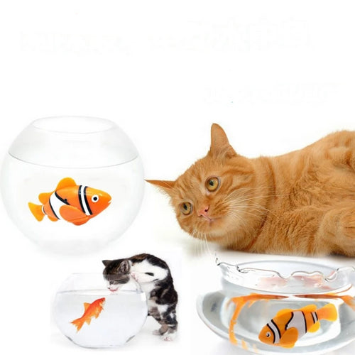 Robofish Battery-Powered Fish Cat Toy - Cat Toy - JBCoolCats