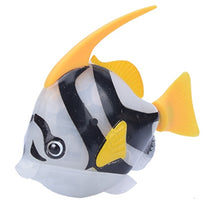 Load image into Gallery viewer, Robofish Battery-Powered Fish Cat Toy - Angelfish Grey - JBCoolCats