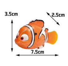 Load image into Gallery viewer, Robofish Battery-Powered Fish Cat Toy - Nemo - JBCoolCats