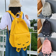 Load image into Gallery viewer, Cat Themed Backpacks - Colors - JBCoolCats