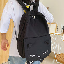 Load image into Gallery viewer, Cat Themed Backpacks - Alt View - JBCoolCats