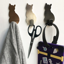 Load image into Gallery viewer, Adorable Self-Adhesive Cat Hooks - Accessory - JBCoolCats
