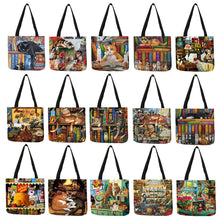 Load image into Gallery viewer, Traveling Kitty Tote 2 - Accessory - JBCoolCats