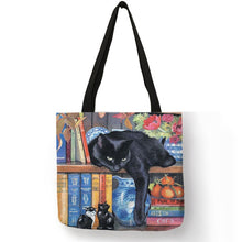 Load image into Gallery viewer, Traveling Kitty Tote 2 - Accessory 01 - JBCoolCats