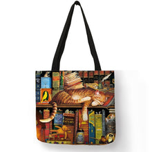 Load image into Gallery viewer, Traveling Kitty Tote 2 - Accessory 06 - JBCoolCats