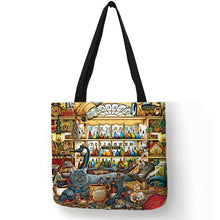 Load image into Gallery viewer, Traveling Kitty Tote 2 - Accessory 12  - JBCoolCats