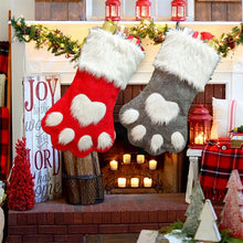 Load image into Gallery viewer, Cute Cat Paw Stocking - Christmas - JBCoolCats
