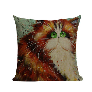 3D Print Cat Throw Pillow Covers - JBCoolCats